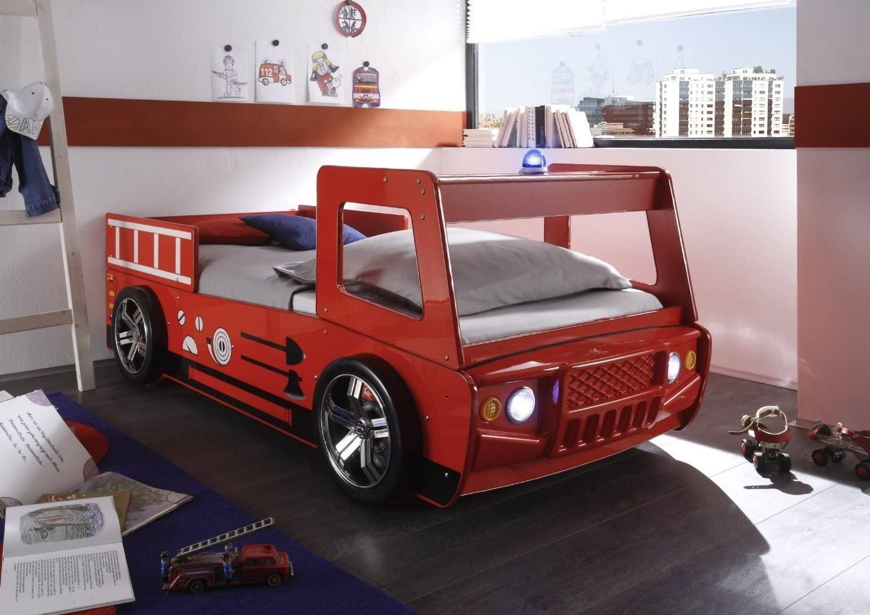 letto camion dei pompieri