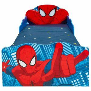 letto spiderman materasso