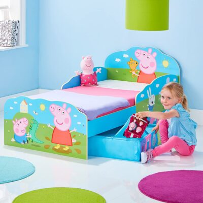 peppa pig letto